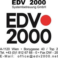 EDV 2000 Systembetreuung GmbH